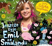 Jeszcze żyje Emil ze Smalandii - audiobook - pudełko audiobooku