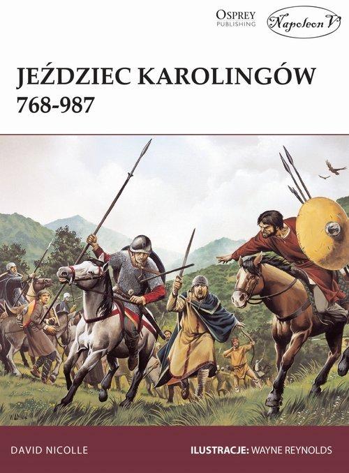 Jeździec Karolingów 768-987 - okładka książki