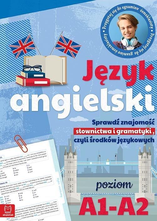 Język angielski. Egzamin ósmoklasisty - okładka podręcznika
