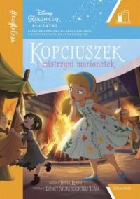Kopciuszek i mistrzyni marionetek - okładka książki