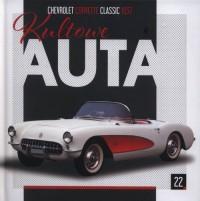 Kultowe Auta 22. Chevrolet Corvette Classic - okładka książki