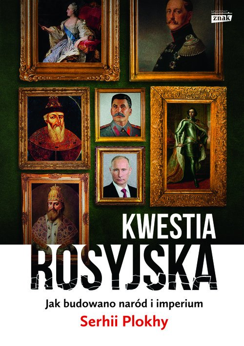 Kwestia rosyjska. Jak budowano - okładka książki