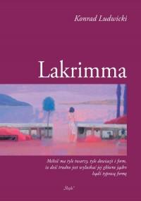 Lakrimma - okładka książki