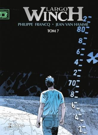 Largo Winch. Tom 7. wydanie zbiorcze - okładka książki