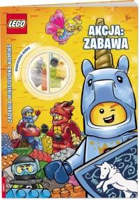 LEGO Akcja Zabawa. LNCG-9 - okładka książki