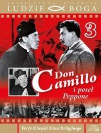 Ludzie Boga. Don Camillo cz. 3 - Julien Duvivier - okładka filmu