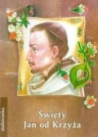 Malowanka - święty Jan od Krzyża - okładka książki