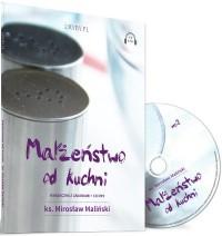 Małżeństwo od kuchni (książeczka + audiobook CD MP3) - pudełko audiobooku