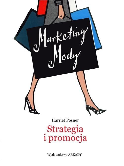 Marketing Mody. Strategia i promocja - okładka książki