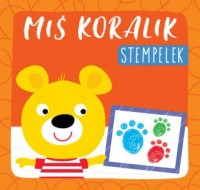 Miś Koralik. Stempelek - okładka książki