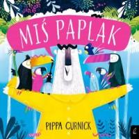 Miś Paplak - okładka książki