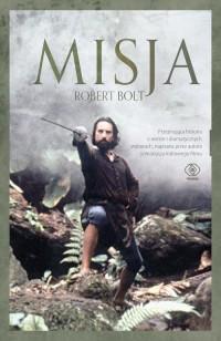 Misja - okładka książki