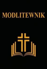 Modlitewnik - okładka książki