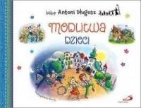 Modlitwa dzieci - okładka książki