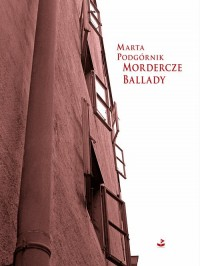Mordercze ballady - okładka książki
