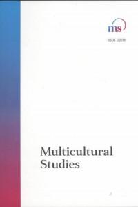 Multicultural Studies 1/2018 - okładka książki