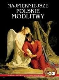Najpiękniejsze Polskie Modlitwy XS Czarna - okładka książki