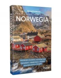 Norwegia. Przewodnik praktyczny - okładka książki