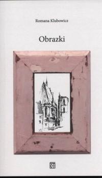 Obrazki - okładka książki