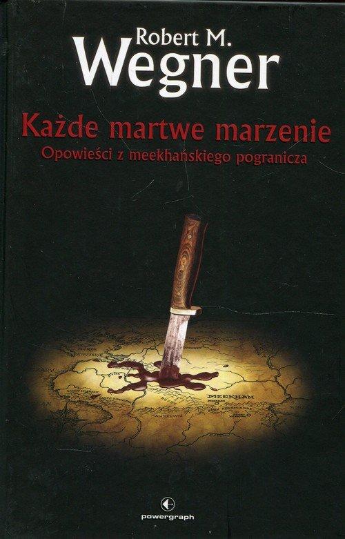 Opowieści z meekhańskiego pogranicza - okładka książki