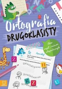 Ortografia drugoklasisty - okładka podręcznika