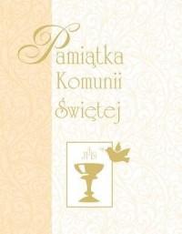 Pamiątka Komunii Świętej - okładka książki