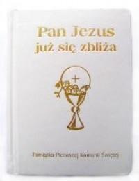 Pamiątka Pierwszej Komunii Świetej - okładka książki