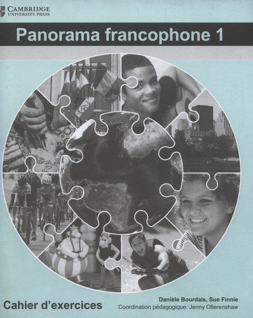 Panorama Francophone 1 Cahier DExercises - okładka podręcznika