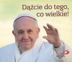 Perełka papieska 25. Dążcie do - okładka książki