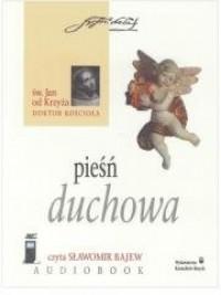 Pieśń duchowa. Audiobook - pudełko audiobooku