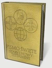 Pismo Święte Stary i Nowy Testament (z paginatorami) - okładka książki