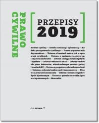 Prawo Cywilne. Przepisy 2019 - okładka książki