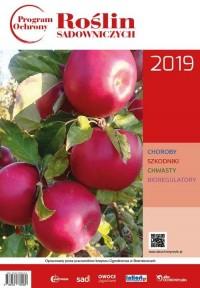 Program Ochrony Roślin Sadowniczych 2019 - okładka książki