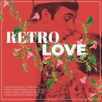 Retro LOVE - okładka płyty