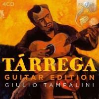 Tarrega: Guitar Edition - okładka płyty