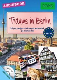 Träume in Berlin A1-A2 - okładka podręcznika