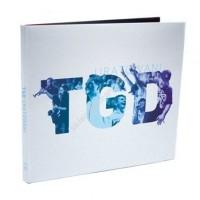 Uratowani (CD). Trzecia Godzina Dnia - okładka płyty