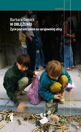 W oblężeniu. Życie pod ostrzałem - okładka książki