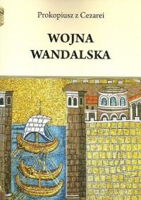 Wojna wandalska - okładka książki