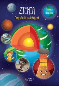 Ziemia. Geografia dla początkujących - okładka książki