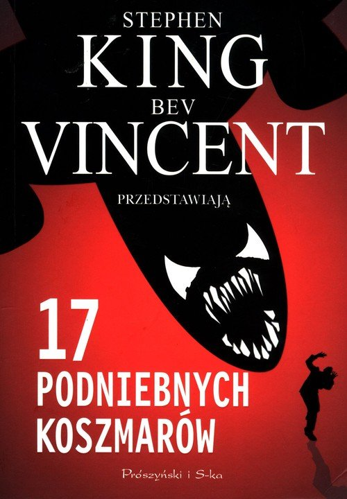 17 podniebnych koszmarów - okładka książki
