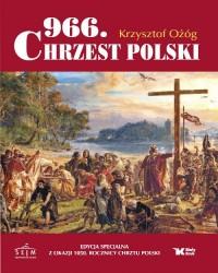 966. Chrzest Polski - okładka książki
