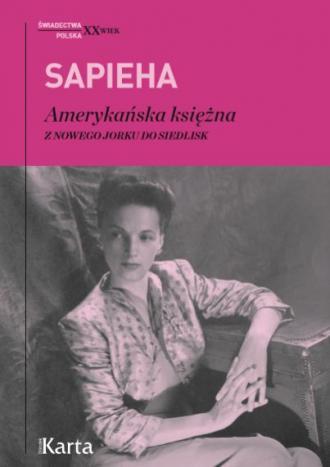 Amerykańska księżna. Z Nowego Jorku - okładka książki
