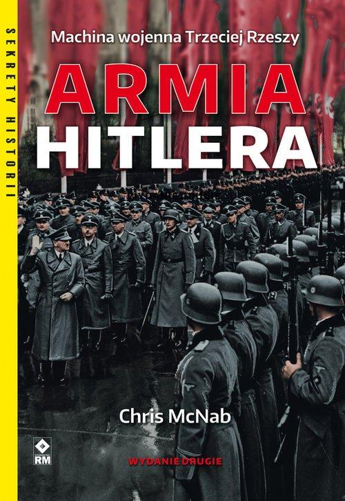 Armia Hitlera. Machina wojenna - okładka książki