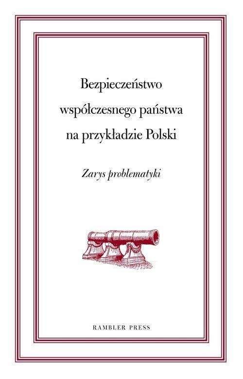 Bezpieczeństwo współczesnego świata - okładka książki