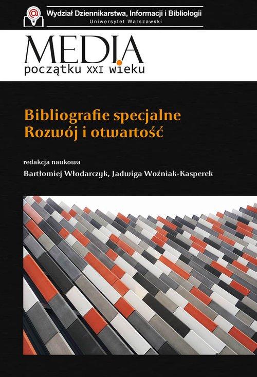 Bibliografie specjalne. Rozwój - okładka książki