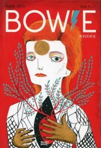 Bowie. Biografia - okładka książki