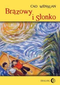 Brązowy i Słonko - okładka książki