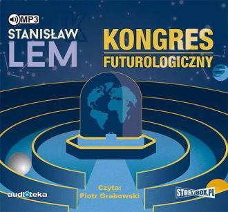 Kongres futurologiczny (CD mp3) - pudełko audiobooku