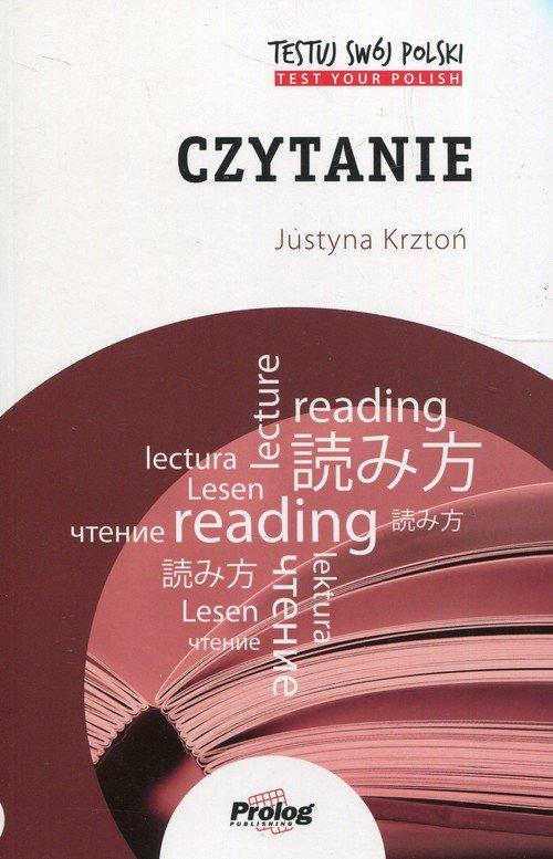Czytanie - okładka książki